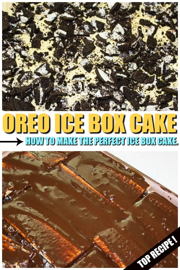 Love dessert? Want an easy crowd pleaser that everyone will love? Oreo Cheesecake Icebox Cake is the perfect combination of cheesecake and Oreo.