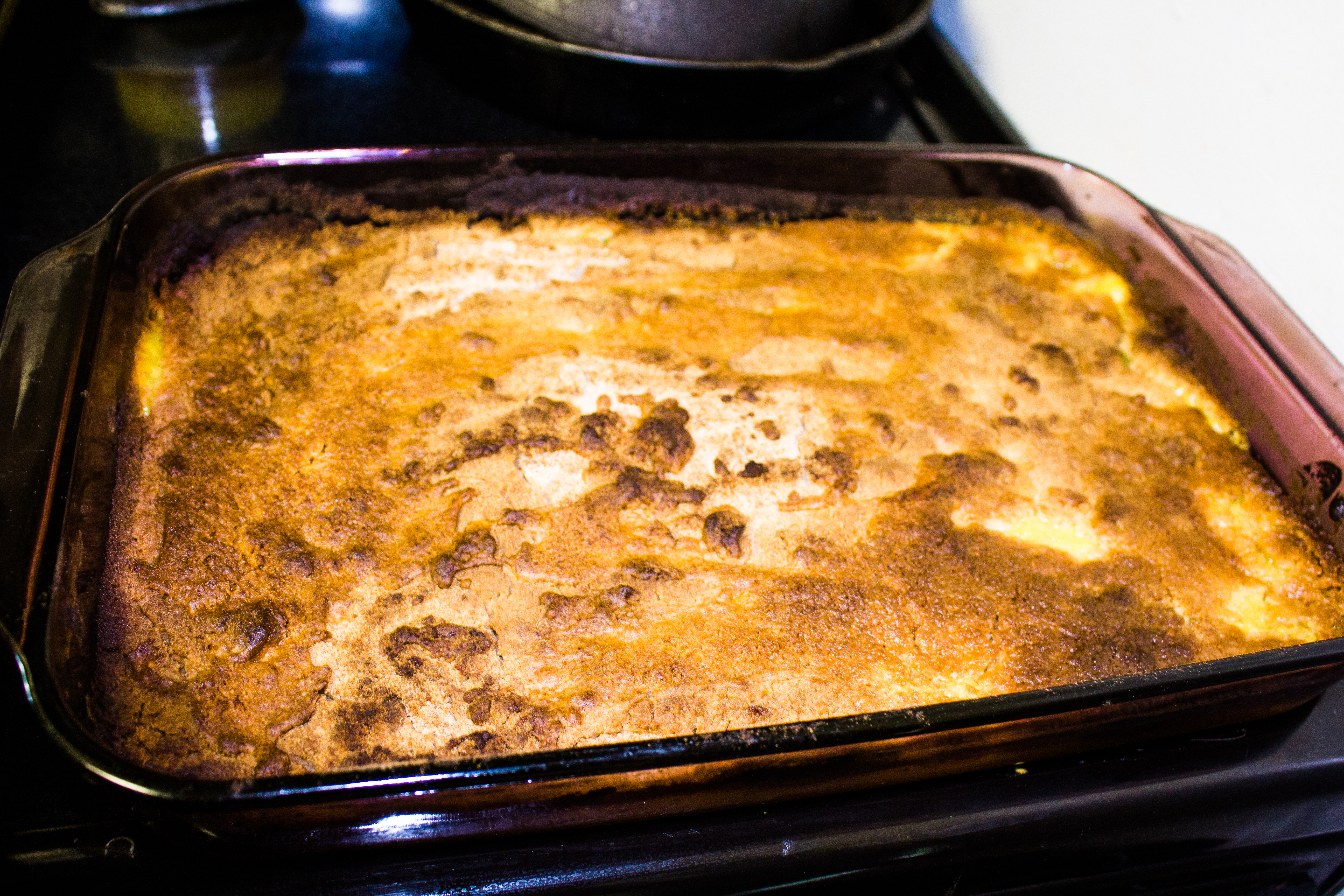 Looking for an easy lemon dessert? This lemon dump cake it very easy to make is inexpensive and tastes delicious and rich.