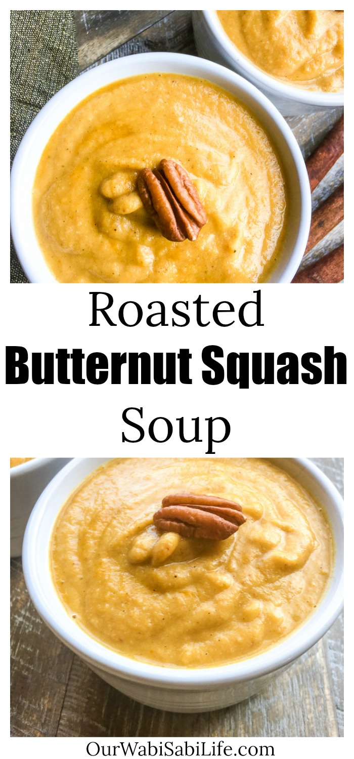 Butternut squash soup is a great option when looking for a healthy soup recipe. This delicious soup recipe will have the fussiest eaters asking for more