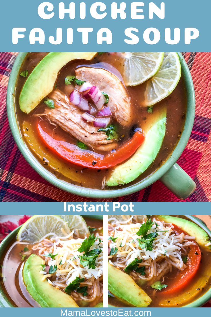 Looking for a chicken fajita soup recipe? This chicken fajita soup recipe tastes amazing and is easy to make. Once you try this great tasting soup, you will want to make it all the time.