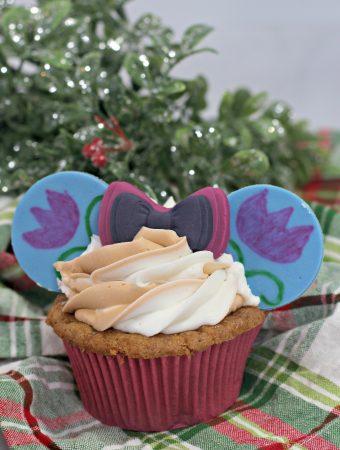 cute anna cupcake
