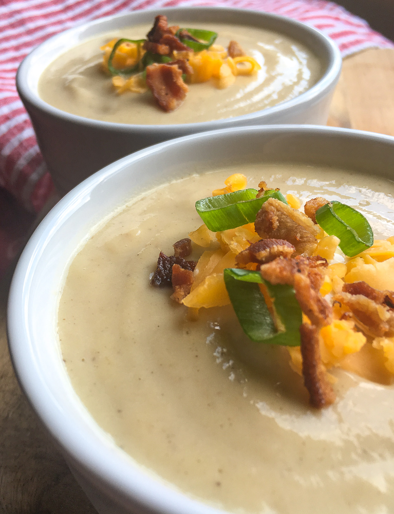Cauliflower Soup Recipe