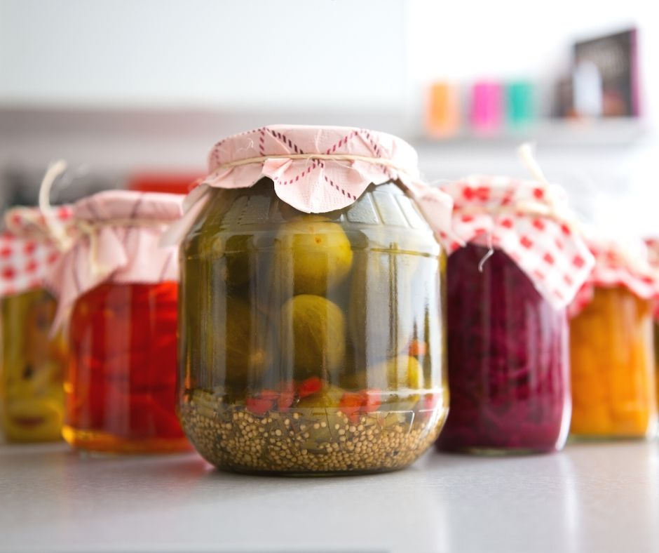 Benefits of Pickles and Pickling Vegetables