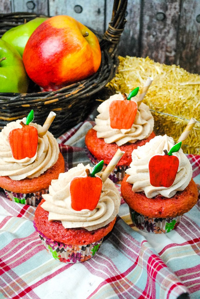 The Best Apple Cider Cupcakes Recipe