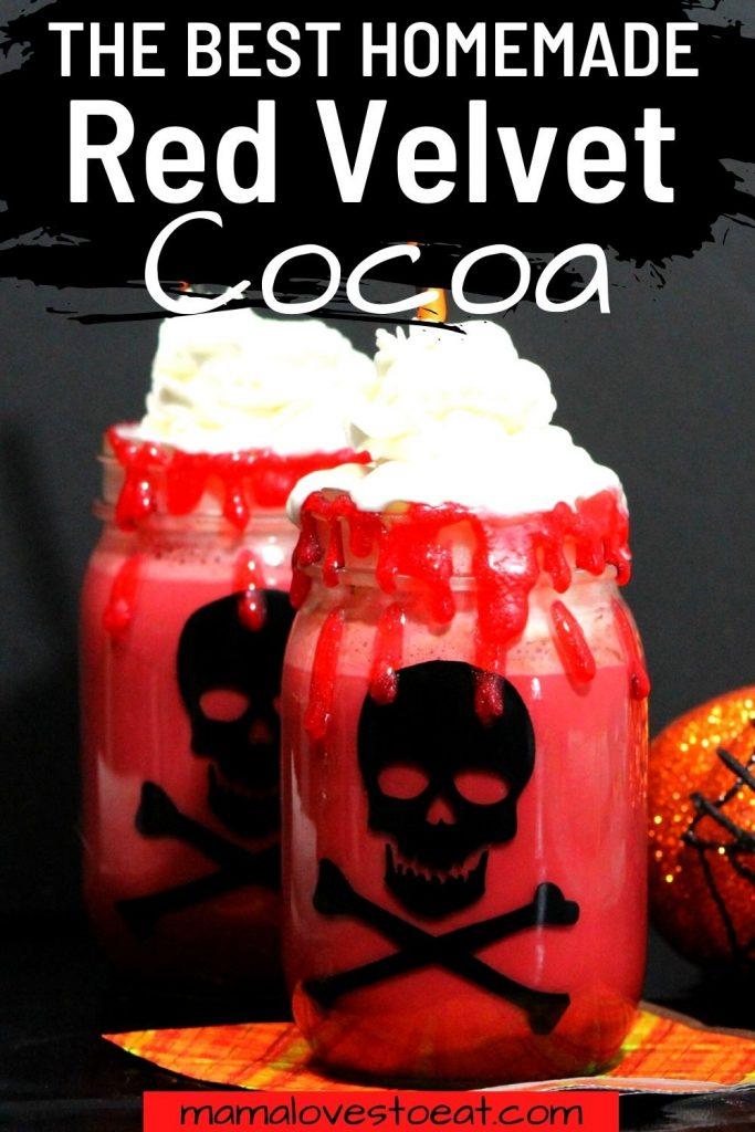 red velvet cocoa pinterest image